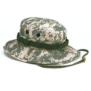 (ロスコ)Rothco 米軍 ブーニーハット Boonie Hat アーミーデジタルカモフラージュ XS|hyakushop