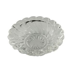 バカラ Baccarat ボリュート アシュトレイ 灰皿 8cm 1712520 [並行輸入品] 1712520|hyakushop