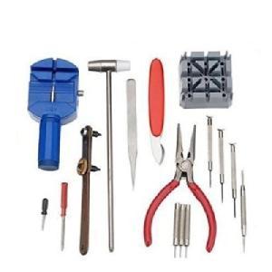 時計工具セット/腕時計用工具16点セット AC-W-KG16|hyakushop
