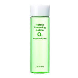 ドクターシーラボ ハーバルクレンジングローションO2 拭き取りタイプ化粧水 150ml メイク落とし|hyakushop
