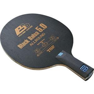 ティーエスピー(TSP) 卓球 中国式ペンラケット ブラックバルサ5.0 CHN 021253