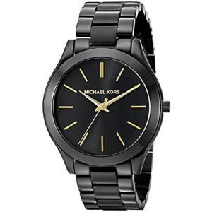 [マイケルコース] Michael Kors 腕時計 Watches Slim Runway Watch Accessories 日本製クォーツ MK|hyakushop