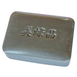 鈴木養蜂場 プロポリス石鹸 美蜂晶100g 2個セット|hyakushop