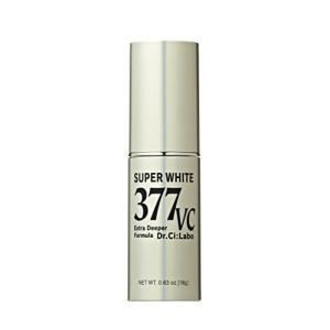 ドクターシーラボ スーパーホワイト377VC(ブイシー) 高浸透ビタミンC 美容液 単品 18g|hyakushop