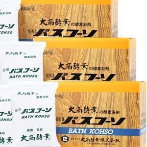 【3個】 大高酵素 バスコーソ酵素入浴剤(100g×6袋)x3個 4971578001095|hyakushop