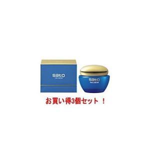 サトウ ザ・クリーム 50g (3個セット) hyakushop