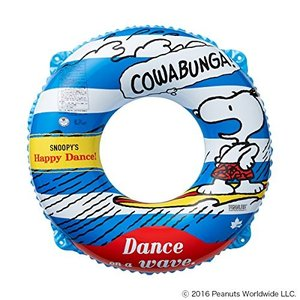ロゴス(LOGOS) SNOOPY SWIM RING 90 AG 86001076|hyakushop