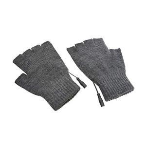 THANKO USB指までヒーター手袋2 TKUSBWGG 手袋 グローブ ヒーター フリーサイズ ...