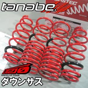 tanabe タナベ ダウンサス DF210 キャパ GA4 GA4DK (1台分) スプリング|hybs22011