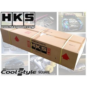 HKS Cool Style SQUARE クールスタイル スクエア マフラー N BOX JF1 Nボックス (ターボ11/12〜) (NA11/12〜13/11) (31028-AH005)在庫あり|hybs22011