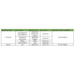 エムリットフィルター D-020  自動車用エアコンフィルター トヨタ 80系 ノア ヴォクシー,30系 アルファード ヴェルファイア,50系 プリウスなど|hycompany|02