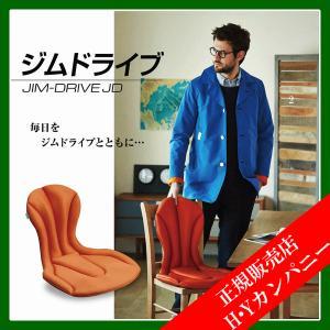 【代引き不可】【ミッションプライズ】【姿勢矯正クッション】 JIM-DRIVE(ジムドライブ) JD-1 スタンダード 美しさをつくる美座椅子|hycompany