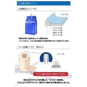 水素水 送料無料 お試し ハイドリックアクア( ピンク・ブルー混合)(500ml×20本) 初回限定|hydricaqua5|04