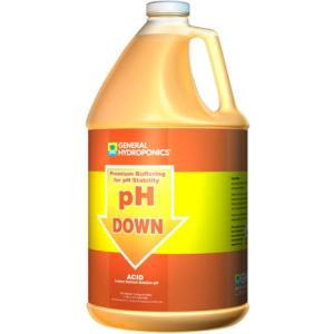 【水耕栽培】GHペーハーダウン GH pH Down Liquid 3.78L|hydroponics