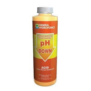【水耕栽培】GHペーハーダウン GH pH Down Liquid 237ml|hydroponics