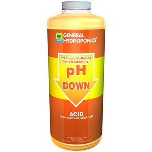 【水耕栽培】GHペーハーダウン GH pH Down Liquid 946ml|hydroponics