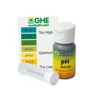【水耕栽培】GHE ペーハーテストキット pH Test Kit 1oz|hydroponics