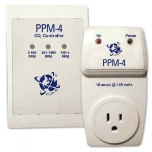 【水耕栽培】PPM-4 CO2コントローラー|hydroponics