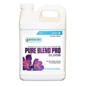【水耕栽培】ピュアブレンドプロ・ブルーム PureBlend Pro Bloom 9.46L(お試しキャンペーン価格)|hydroponics