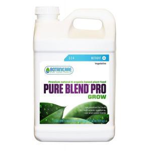 【水耕栽培】ピュアブレンドプロ・グロー PureBlend Pro Grow 9.46L(お試しキャンペーン価格)|hydroponics
