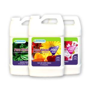 【水耕栽培】ピュアブレンド・プロ 3.8Lセット(お試しキャンペーン価格)|hydroponics