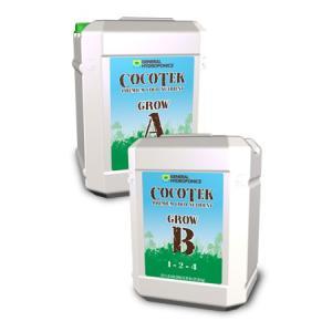 【水耕栽培】ココテックグロー CocoTek Grow A+B 22.68L|hydroponics