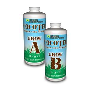 【水耕栽培】ココテックグロー CocoTek Grow A+B 946ml|hydroponics