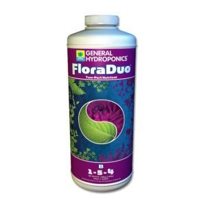 【水耕栽培】フローラ・デュオB FloraDuo B 946ml|hydroponics