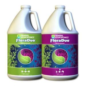 【水耕栽培】フローラ・デュオ FloraDuo 3.78Lセット|hydroponics