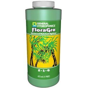 【水耕栽培】フローラグロー FloraGro 473ml|hydroponics