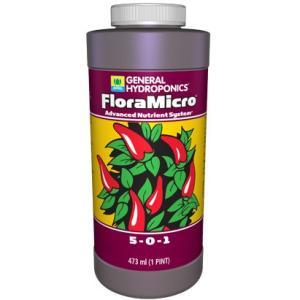 【水耕栽培】フローラマイクロ FloraMicro 473ml|hydroponics
