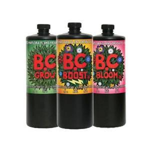 【水耕栽培】B.C Nutrients 1Lセット|hydroponics