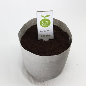 【水耕栽培】ECO POT 21cm (5.7L)|hydroponics