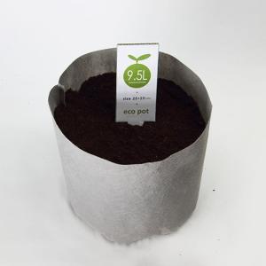 【水耕栽培】ECO POT 25cm (9.5L)  10枚セット|hydroponics