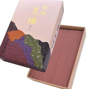 「薫寿堂」ミニサイズ 白檀の香りのお線香「特撰花琳」|hyogo-tokusanhin