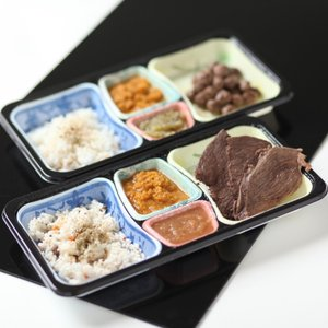 「はなさきむら」鹿の子御膳 ドッグフード(冷凍)|hyogo-tokusanhin