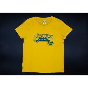 みんなのバス オフィシャルグッズ 子供用Tシャツ サイズ130|hyogoparts