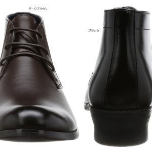ビジネスシューズ フォーマルシューズ チャッカブーツ メンズ FAKE レザー  メンズ靴 くつ 5596 全2色【Y_KO】【プレゼント梱包不可】|hype|02