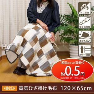 コーデン 電気毛布 ひざかけ(ひざ掛け/電気掛け毛布) CWS-H121C|hyplus