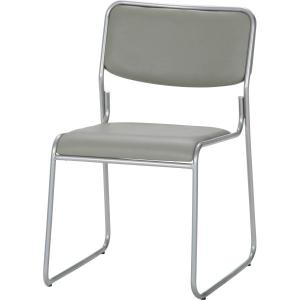 ミーティングチェアー 会議用イス 会議 グレー いす 椅子 イス|hypnos
