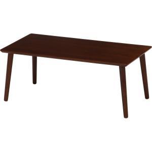 突板ローテーブル ローテーブル テーブル ブラウン|hypnos