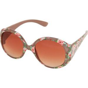 キッズサングラス 子供用 サングラス UVカット UV400 YS−61483 花柄 かわいい|hypnos
