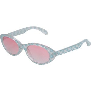 キッズサングラス 子供用 サングラス UVカット LYCS006 ピンク かわいい 花柄|hypnos