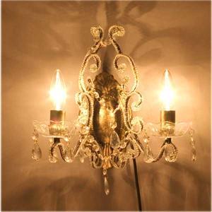 シャンデリア 照明 ランプ ブラケットシャンデリア|hypnos