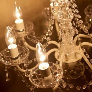 シャンデリア ランプ 照明 天井照明 アンティーク|hypnos