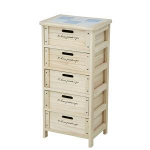 木製5段ボックス/カントリーマルチボックス/桐材/野菜ストッカー|hypnos