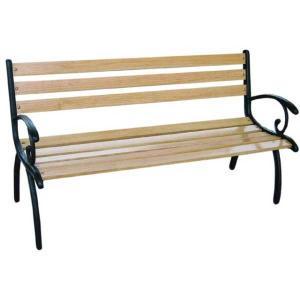 ベンチ 屋外 ガーデンベンチ パークベンチ 腰掛 ガーデニング シンプル いす|hypnos