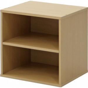 キューブボックス 棚付 箱型 収納 棚|hypnos