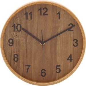 壁掛け時計 プライウッド 掛時計 22cm ウ...の関連商品5