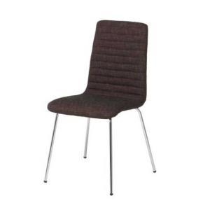 いす 椅子 イス シュクルチェアー ブラウン ファブリック hypnos